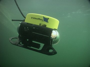 The Submarine ROV